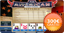 video poker by william hill casino